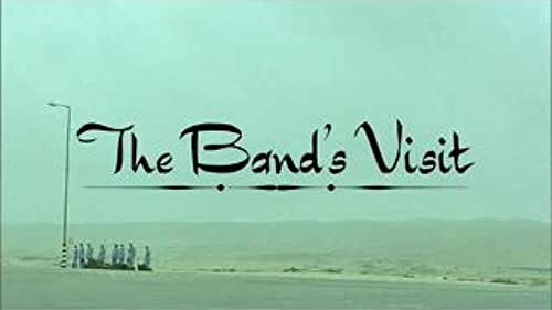 The U.S. theatrical trailer for The Band's Visit, directed by Eran Kolirin.