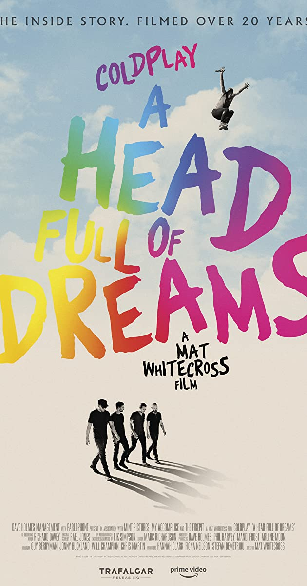 Subtitle of Coldplay: A Head Full of Dreams