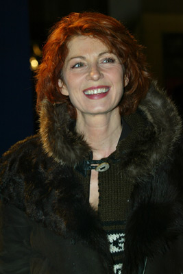 Véronique Genest at an event for The Lord of the Rings: The Two Towers (2002)