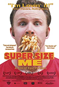 Primary photo for Super Size Me