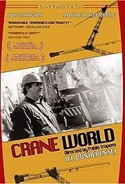 Crane World Poster