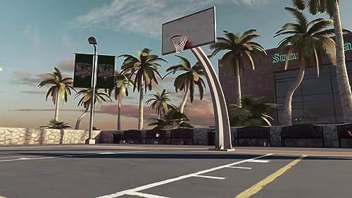 NBA 2K15: My Park