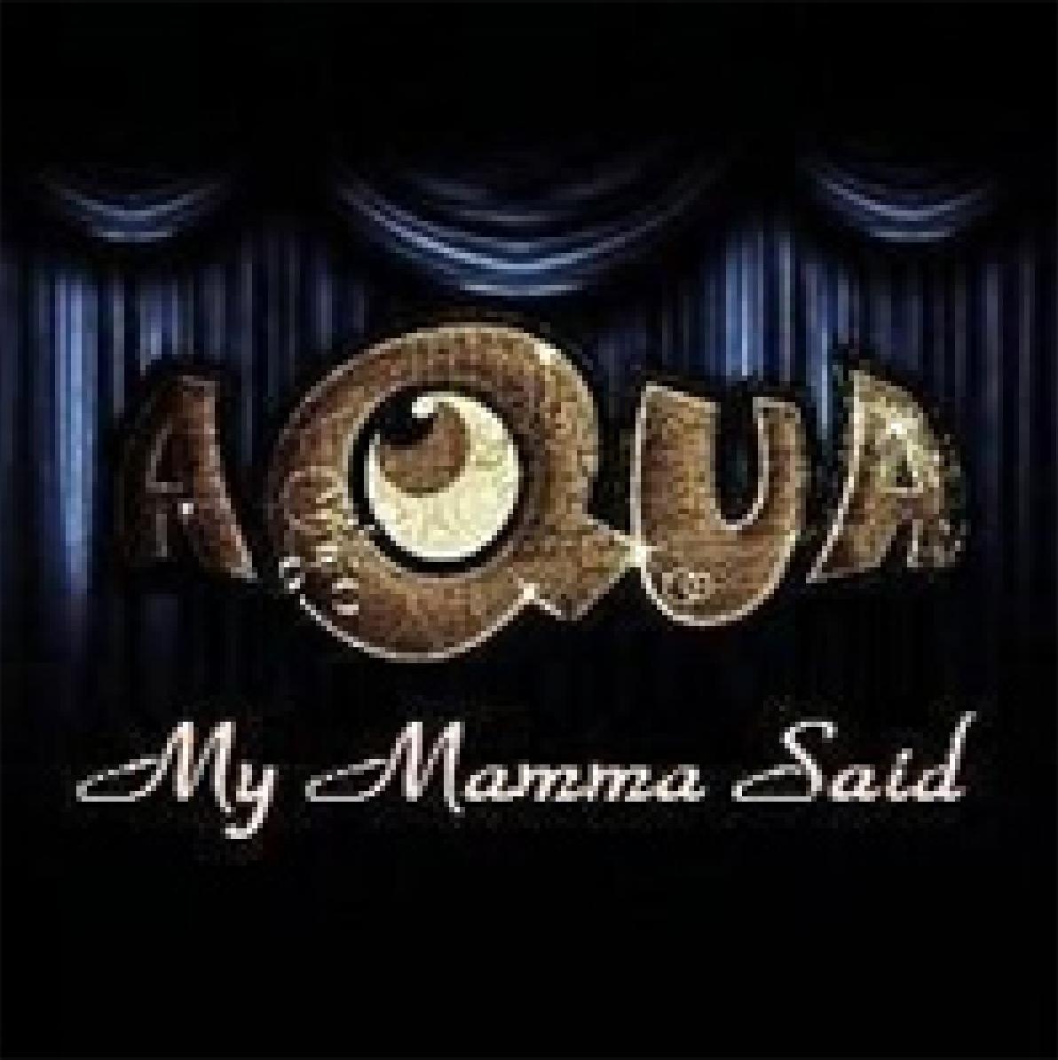 دانلود زیرنویس فارسی فیلم Aqua: My Mamma Said