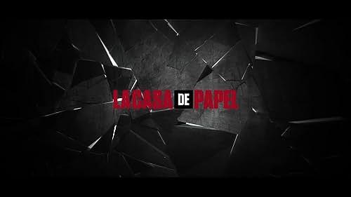 Money Heist/La Casa de Papel Official Trailer