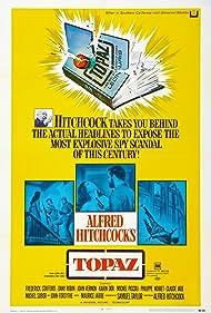 Topaz (1969) Poster - Movie Forum, Cast, Reviews