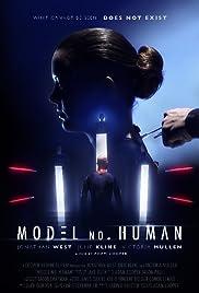 Model No. Human Poster