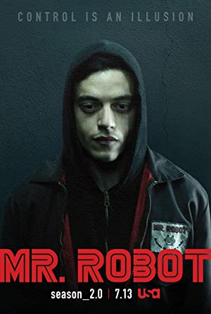Download Mr. Robot {Season 1} 720p (Hindi-English) [Episode 1-10] (400MB)
