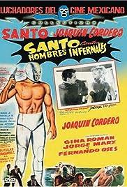 Santo contra hombres infernales Poster