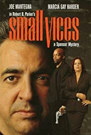 Spenser: Small Vices Poster