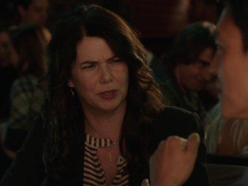 Lauren Graham in Dinner Takes All (2012)