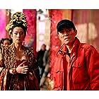 Gong Li and Yimou Zhang in Man cheng jin dai huang jin jia (2006)