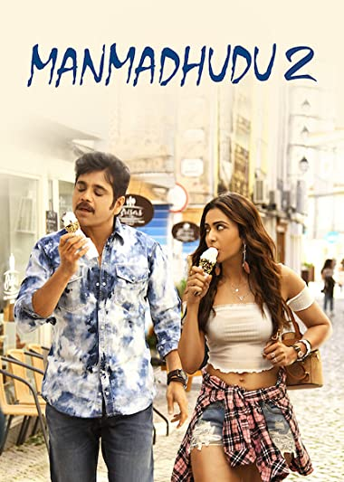 Manmadhudu 2 2019 Full Hindi Dubbed Movie Download 300MB HDRip 480p
