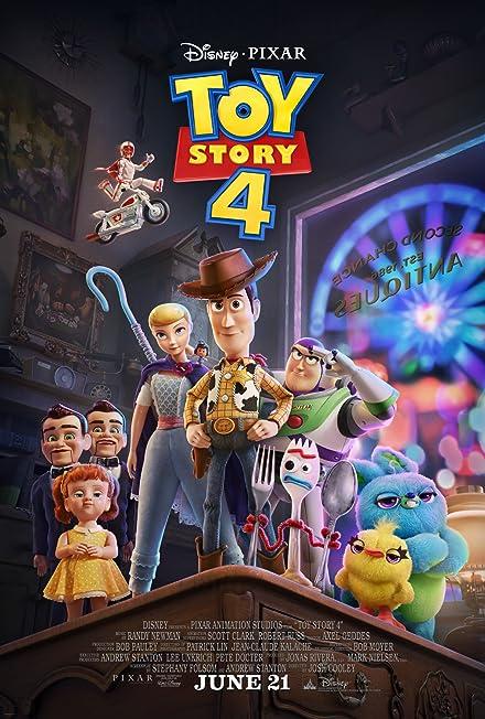 Film: Oyuncak Hikayesi 4