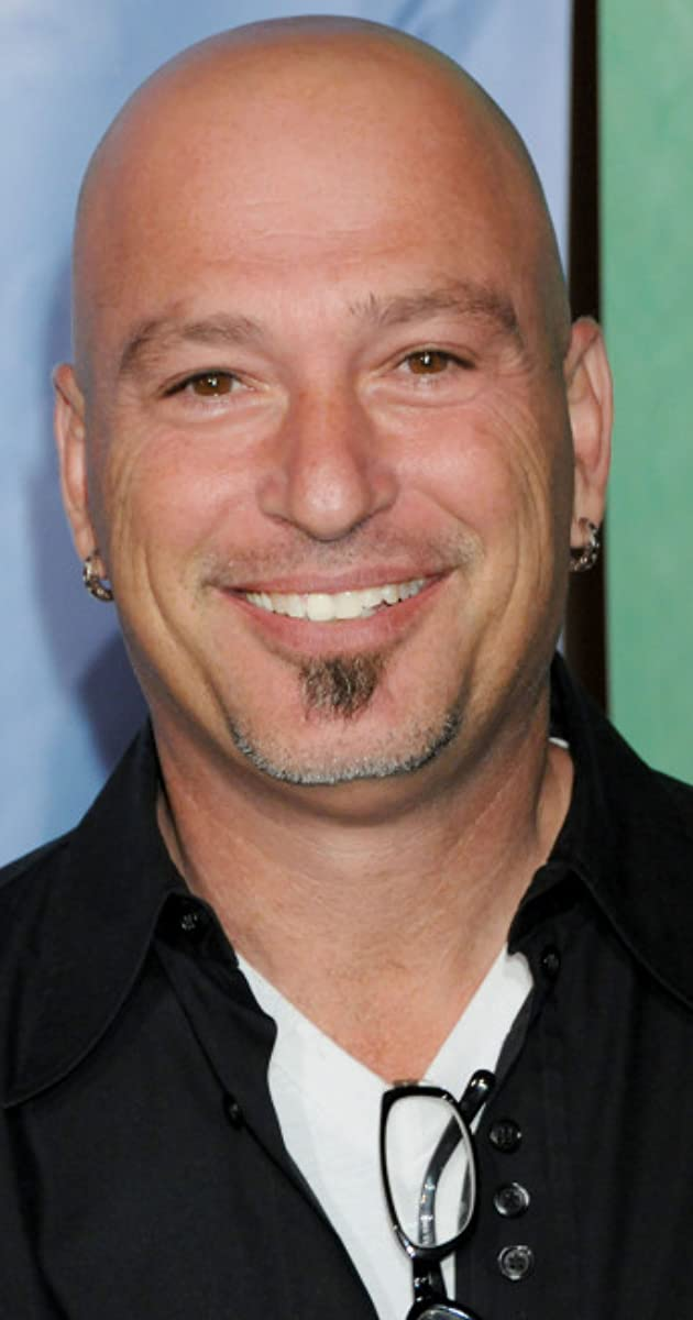 Much Howie mandel shaved God!