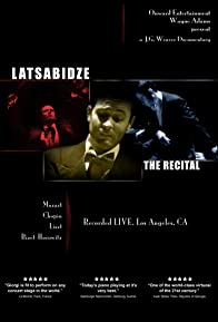 Primary photo for Latsabidze: The Recital