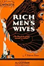 Rich Men's Wives (1922) Poster