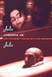 Julio Comienza en Julio Poster