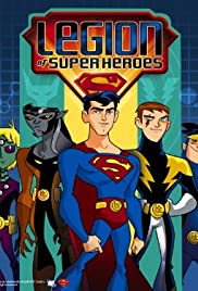 legion of super heroes tv series 2006 2008 imdb