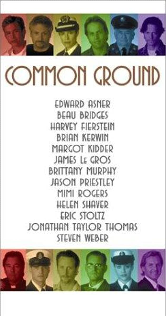 Common Ground (TV Movie 2000) - Full Cast & Crew - IMDb