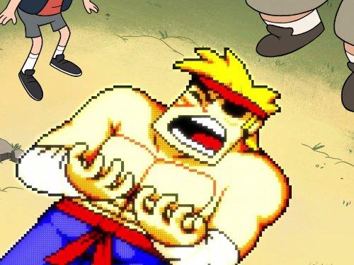 Gravity Falls 1×10 – Lucha luchadores