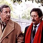 Philippe Noiret and Jean Rochefort in L'ami de Vincent (1983)