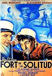 Fort de la solitude Poster