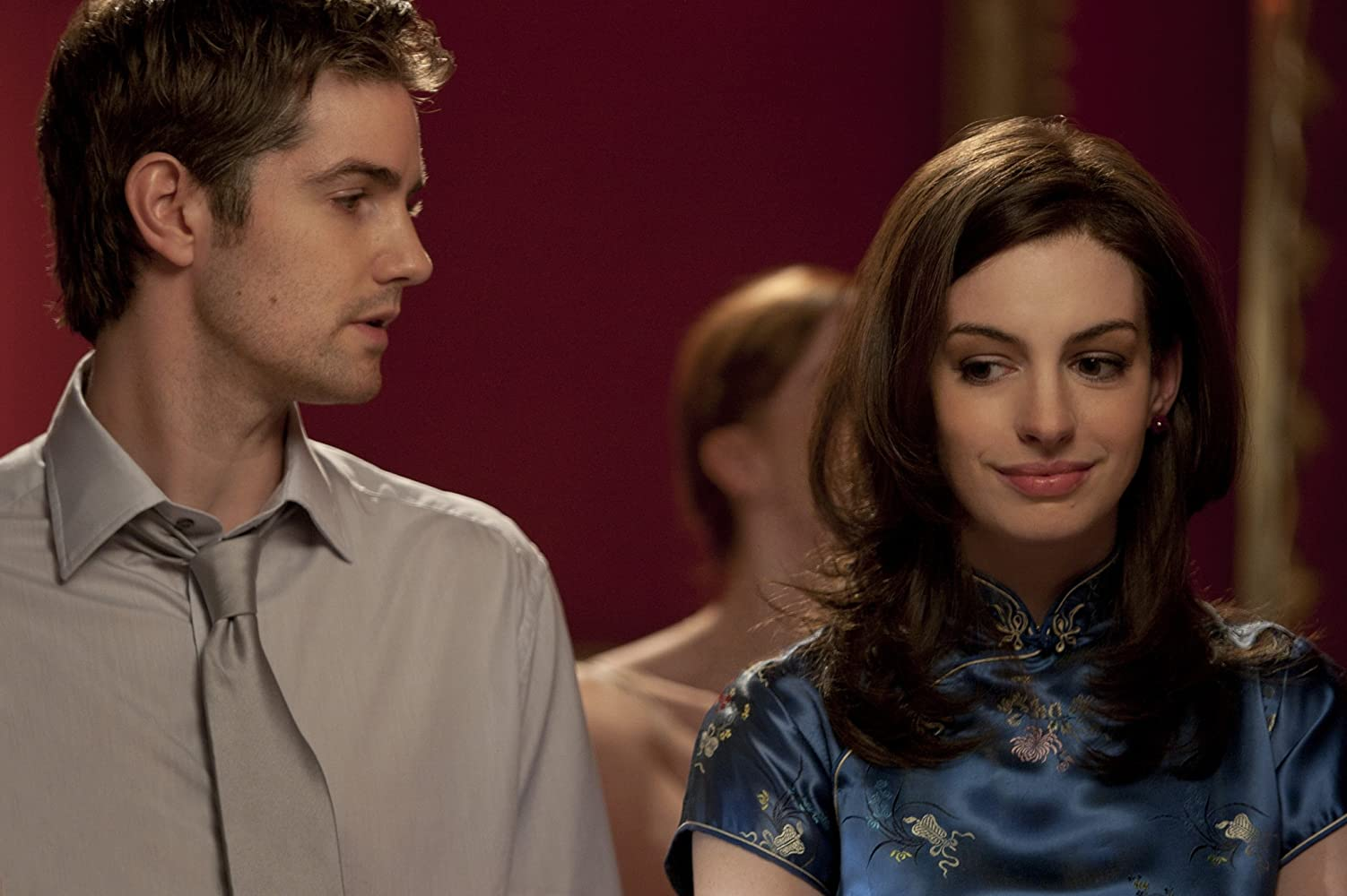 Anne Hathaway and Jim Sturgess in One Day (2011)