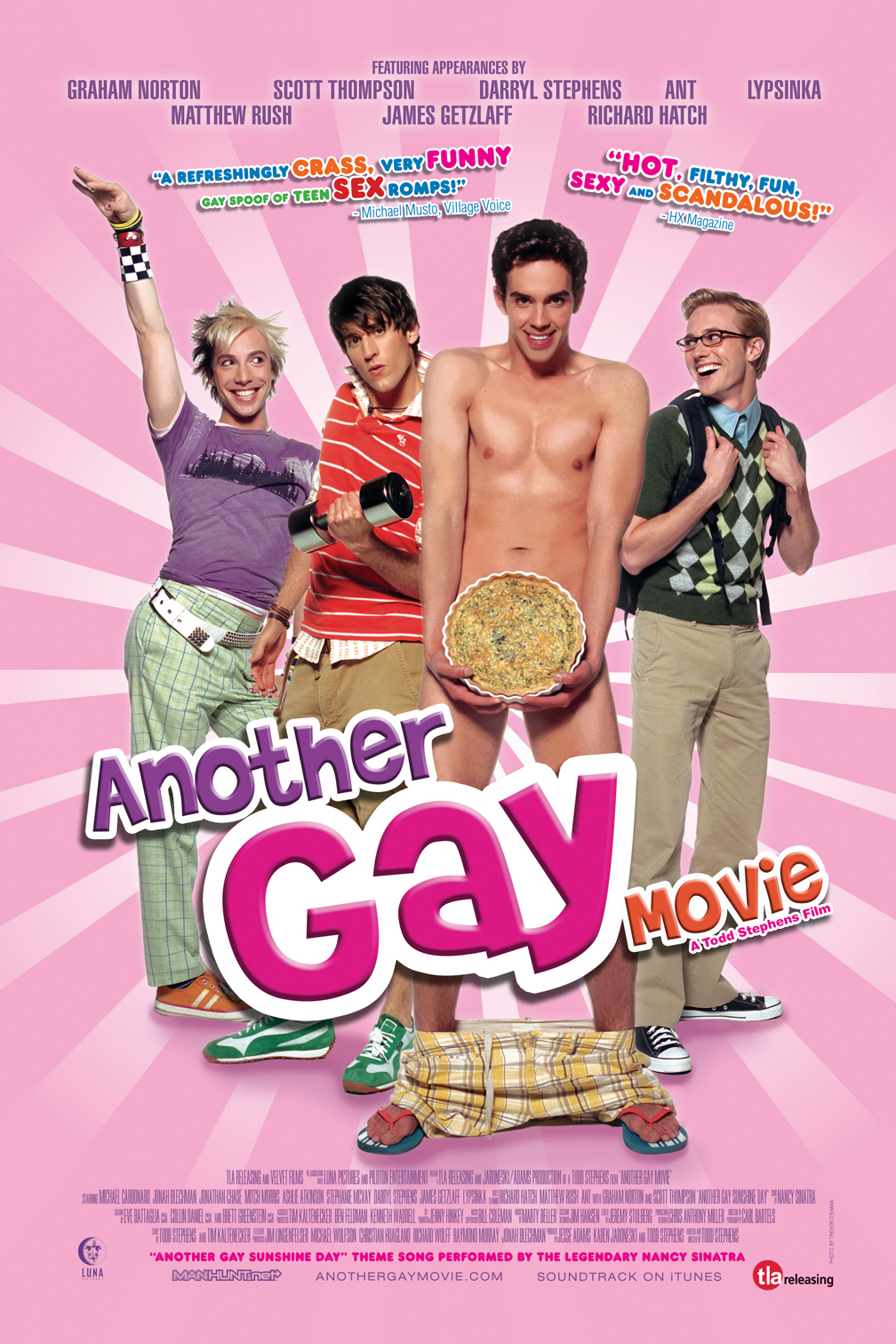 Waech not another gay movie
