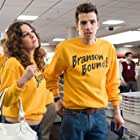 Lindsay Sloane and Jay Baruchel in She's Out of My League (2010)