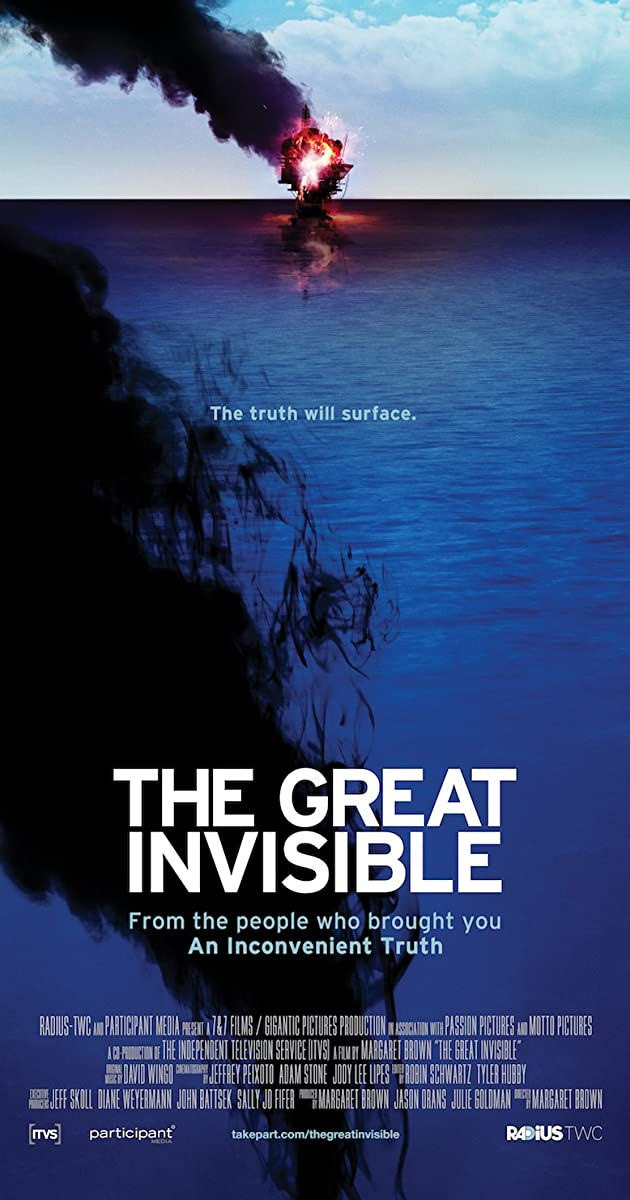 Subtitle of The Great Invisible