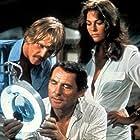 Jacqueline Bisset, Nick Nolte, and Robert Shaw in The Deep (1977)