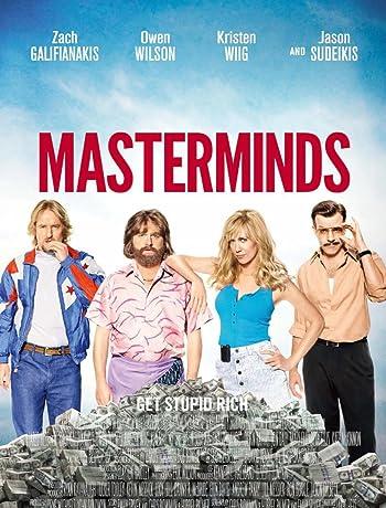 Masterminds (2016) 720p
