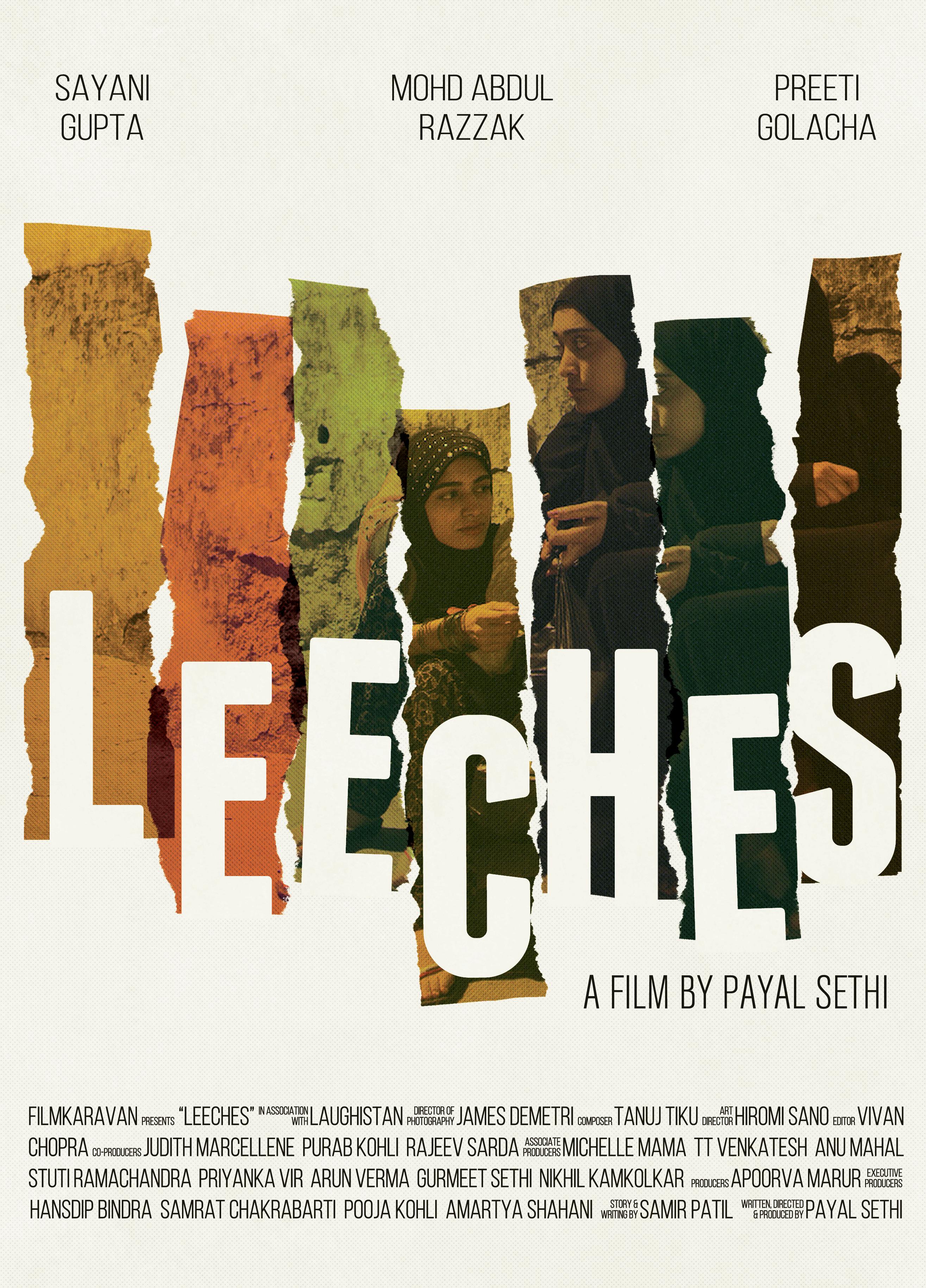 Leeches (2016) - IMDb