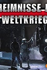 Geheimnisse des Zweiten Weltkriegs Poster