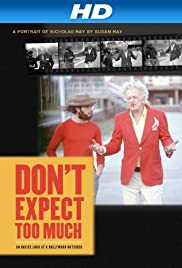 Don't Expect Too Much Poster