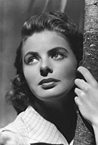 Primary photo for Ingrid Bergman