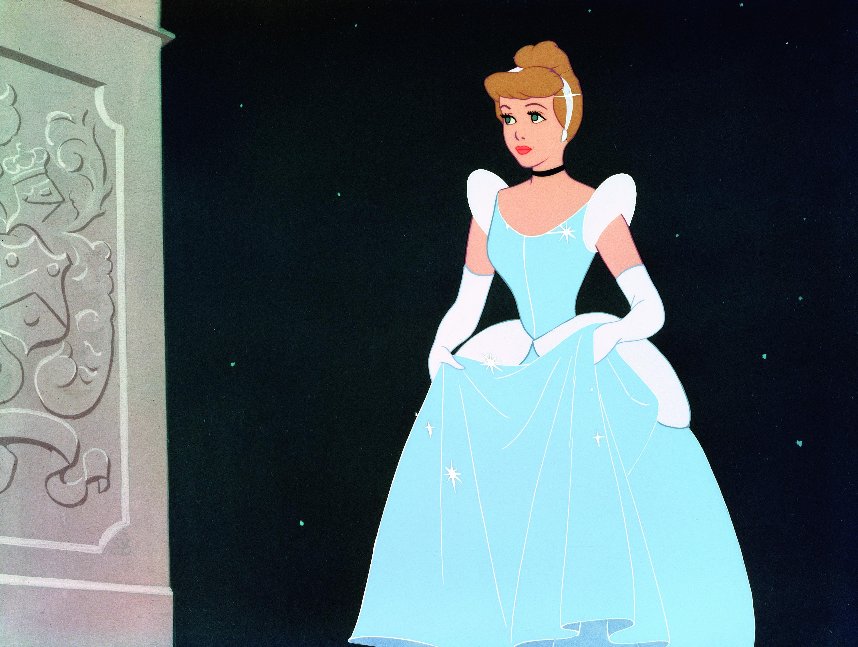 Ilene Woods in Cinderella (1950)