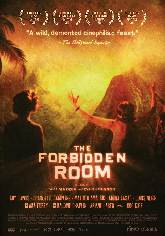 The Forbidden Room (2015)