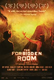 The Forbidden Room (2015) Poster - Movie Forum, Cast, Reviews