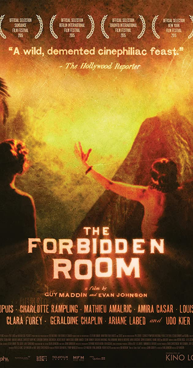 Subtitle of The Forbidden Room