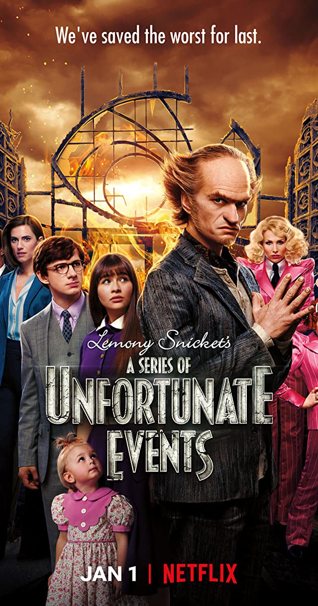 A Series of Unfortunate Events (TV Series 2017–2019) - IMDb