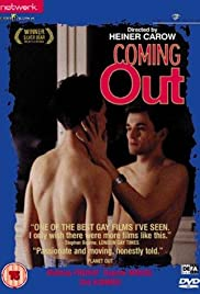 Coming Out (1989) Poster - Movie Forum, Cast, Reviews