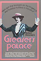 Greaser's Palace (1972) Poster