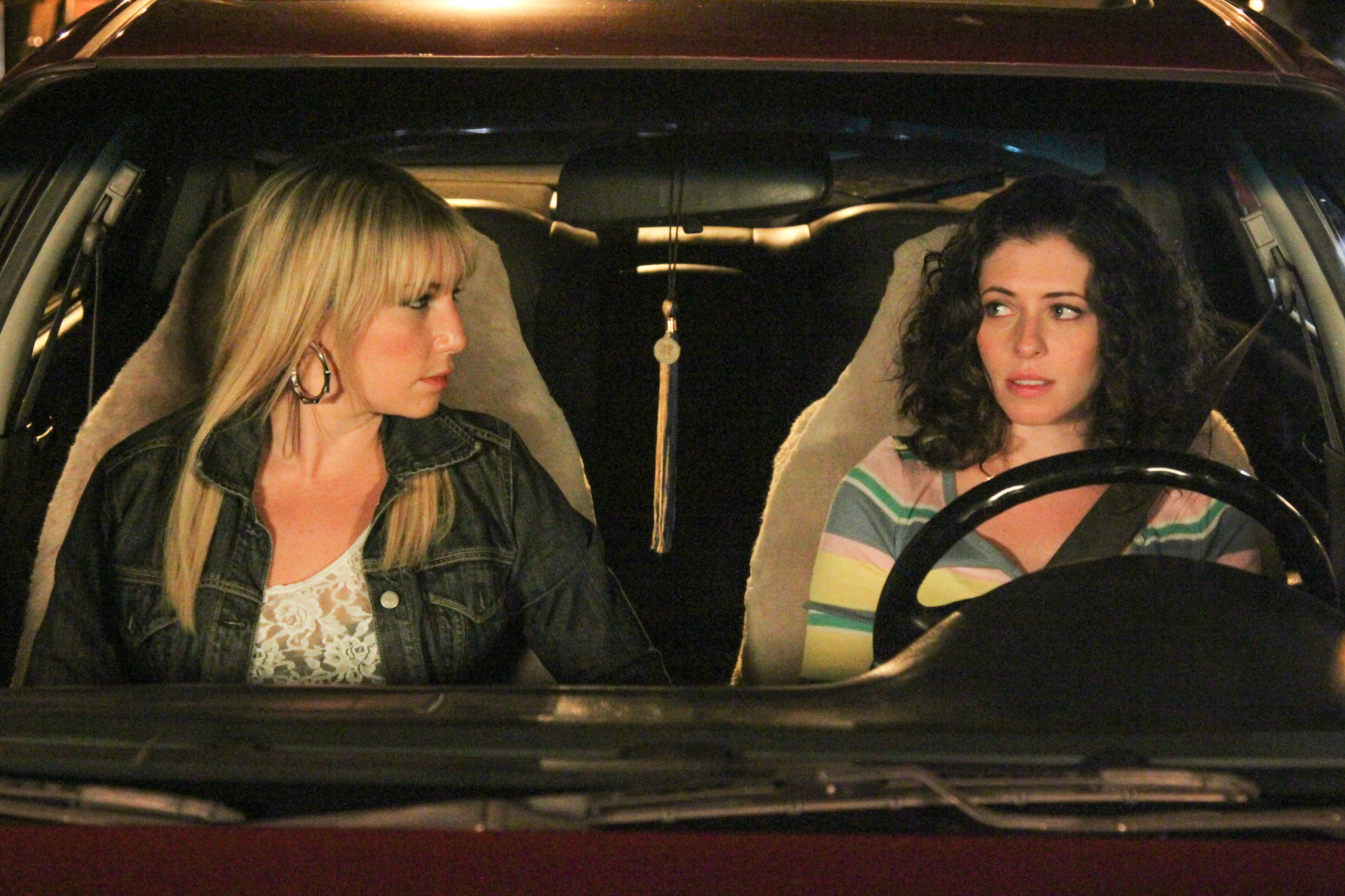 Ari Graynor and Lauren Miller Rogen in For a Good Time, Call... (2012)