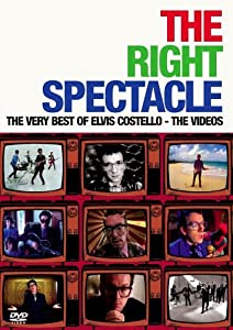Watch latest english movie trailers The Right Spectacle: The Very Best of Elvis Costello - The Videos [1920x1600]