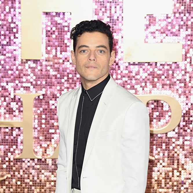 Rami Malek at an event for Bohemian Rhapsody (2018)