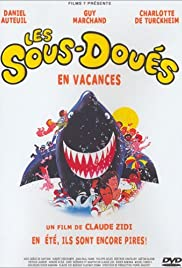 Les sous-doués en vacances Poster