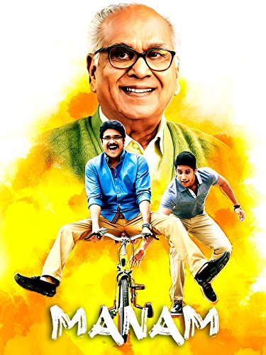 Manam (2014) Dual Audio [Hindi+Tamil] UNCUT 720p Blu-Ray x265 AAC 1GB