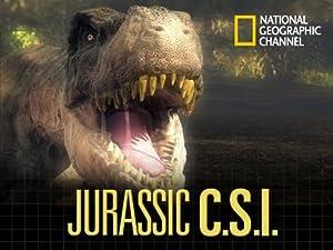 Where to stream Jurassic CSI