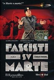 Fascisti su Marte Poster